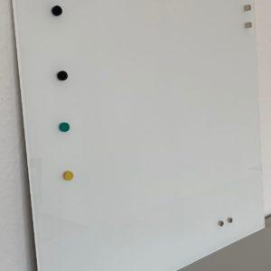 Glas – Magnetboard rahmenlos